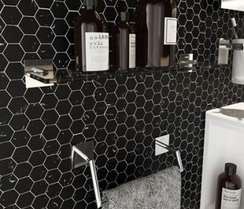 COSMIC vannitoa aksessuaarid ja -mööbel
